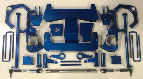 "11-19 CHEVY/GMC 2500/3500 SHOW OFF 7-9"" STAGE 3 KIT"