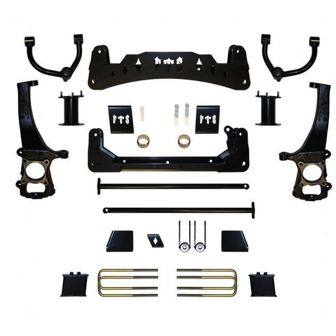 "Ford F150 2015-2017 FULL THROTTLE 8"" 2WD BASIC KIT #78001"
