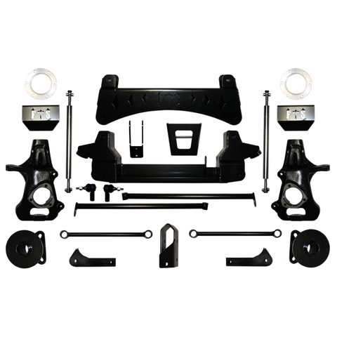 00-06 Chevy/gmc Suv 1500 7-9 Fts Lift Kit 1999-2006
