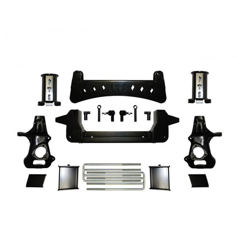 99-06 Chevy/gmc 1500 2Wd 8 Lift Kit 1999-2006 4Wd