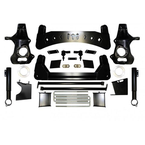 14-18 Chevy/gmc 1500 7-9 Fts Lift Kit 2014-2017
