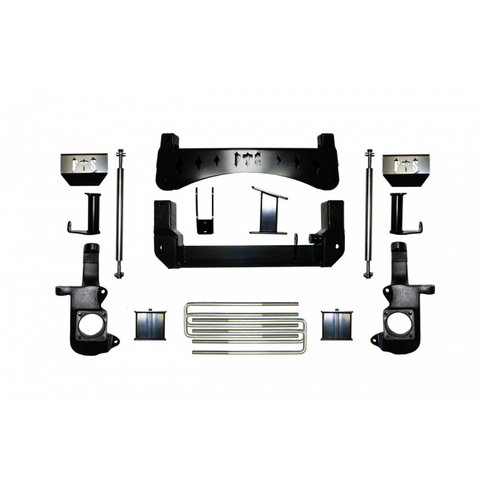 Fts 7-9 Lift Kit 01-10 Chevy/gmc 2500/3500 2000-2010 1500Hd / 2500Hd 3500Hd