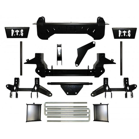 88-98 Chevy/gmc 2500/3500 4Wd 6.5 Fts Lift Kit 1988-1998 Chevy 1500 4X4