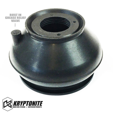 Kryptonite Replacement Dust Boots Black / Outer Tie Rod End (10Kl78-10Kl34) Steering Components