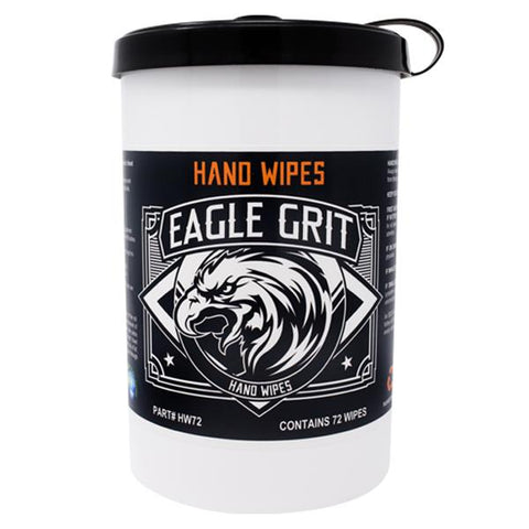 EAGLE GRIT HAND WIPES