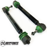 KRYPTONITE DEATH GRIP TIE RODS W/ PISK KIT 01-10 CHEVY/GMC 2500/3500