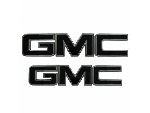 Gmc Emblems Show Off Products