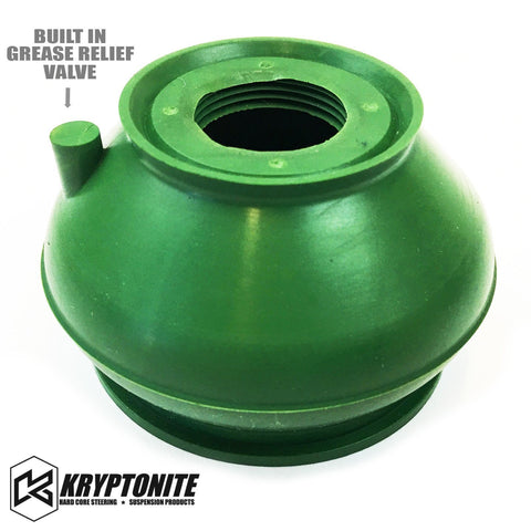Kryptonite Replacement Dust Boots Green / Outer Tie Rod End (10Kl78-10Kl34) Steering Components