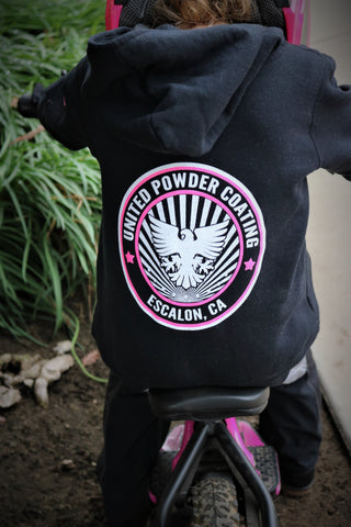 Toddler Hot Pink Show Off/upc Hoodie Show Off Shirts
