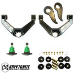 Kryptonite Stage 3 Leveling Kit With Fox Shocks 2011-2019 Steering Components 11-17