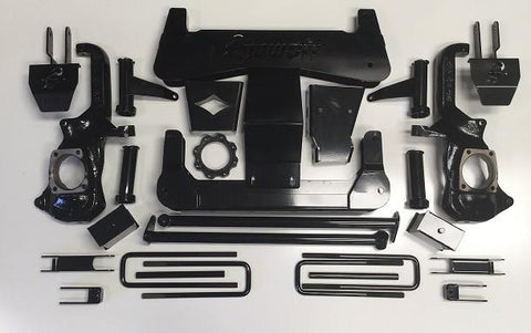 "11-18 CHEVY/GMC 2500/3500 SHOW OFF 7-9"" STAGE 1 KIT"