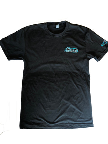Show Off/ United Powder Coat/ Black Diamond Logo Tee Shirts