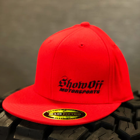 Copy Of Show Off Grey (Flexfit) Hats