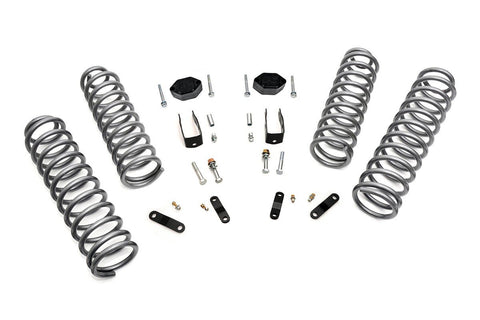 ROUGH COUNTRY 2.5IN JEEP SUSPENSION LIFT KIT (07-17 JK WRANGLER)