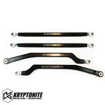 Kryptonite Polaris Rzr Hard Core Steering And Suspension Package Stage 1 Components