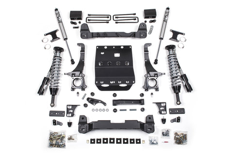 "2016 TOYOTA TACOMA 4WD 6"" BDS COIL OVER LIFT KIT"