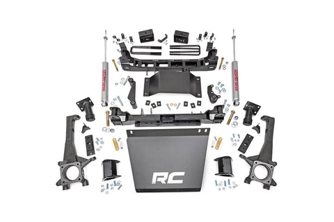 16-19 Toyota Tacoma 4Wd 4 Rough Country Lift Kit 2016-2017