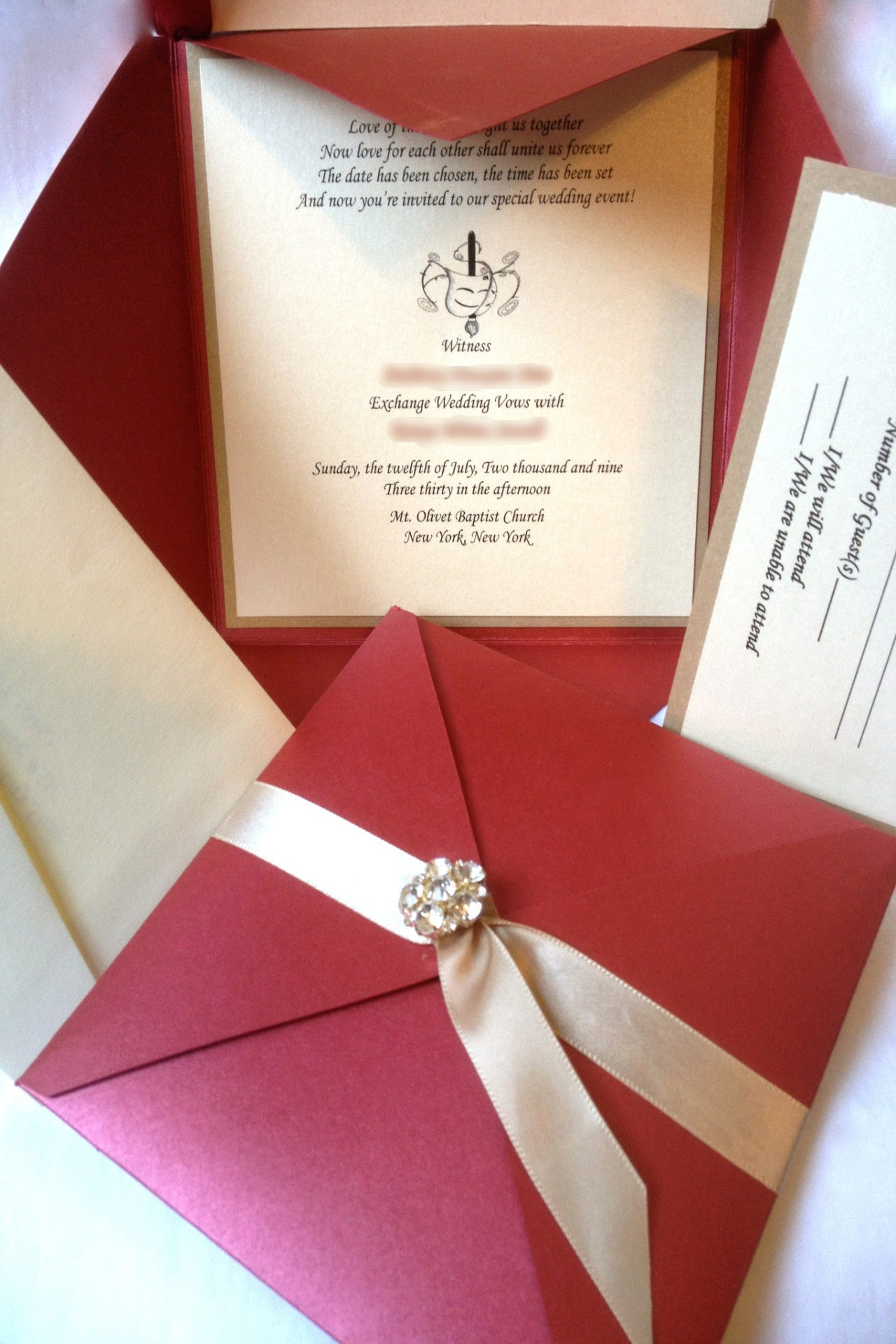INVITATIONS/ PROGRAMS/ FAVORS - Venues and Vendors Express