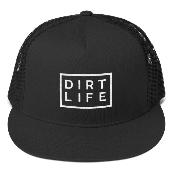 Dirt Life Trucker Cap