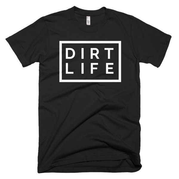 Dirt Life Logo t-shirt