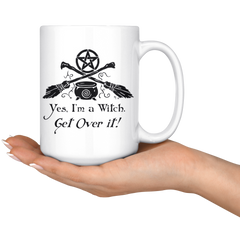 Funny Pagan Witchy Mug