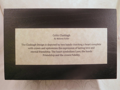 Claddagh Box Bottom