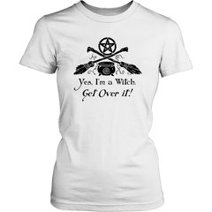 Womans Witch Tee Shirt