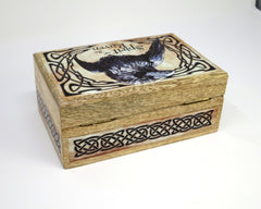 Spirit of the Raven Tarot Box