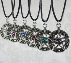 Pewter Pentacles