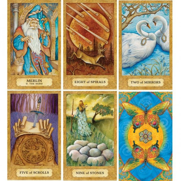 Chrysalis Tarot Deck Cards For Psychic Readings And Divination