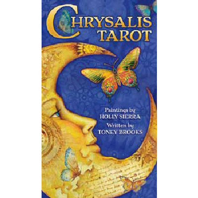 Chrysalis Tarot Deck Box