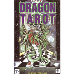 Dragon Tarot Deck Box