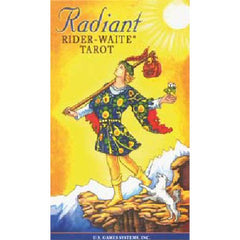 Radiant Rider-Waite Tarot Deck Box