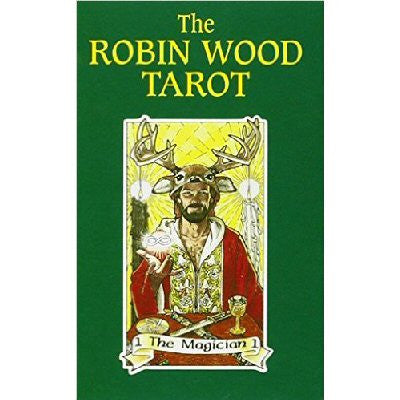 Robin Wood Tarot Deck Box