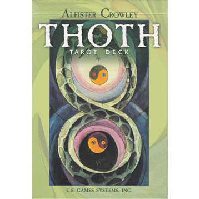 Crowley Thoth Large Tarot Deck Box