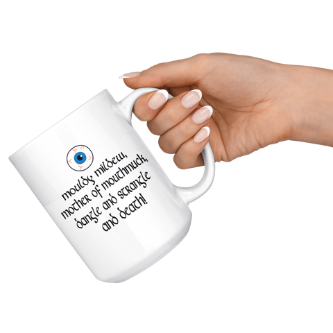 Funny Alternative Cursing Mug