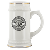 Celtic Claddagh Beer Stein