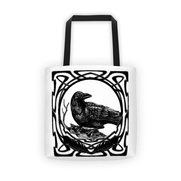 Black Raven Premium Tote bag