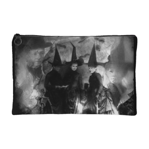 Victorian Witches Zippered Pouch
