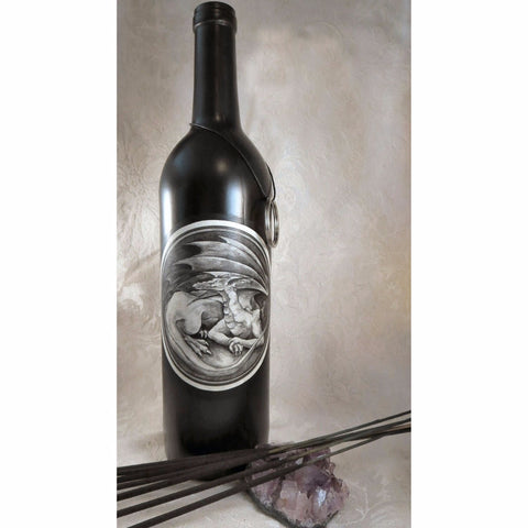 Dragon Incense Bottle