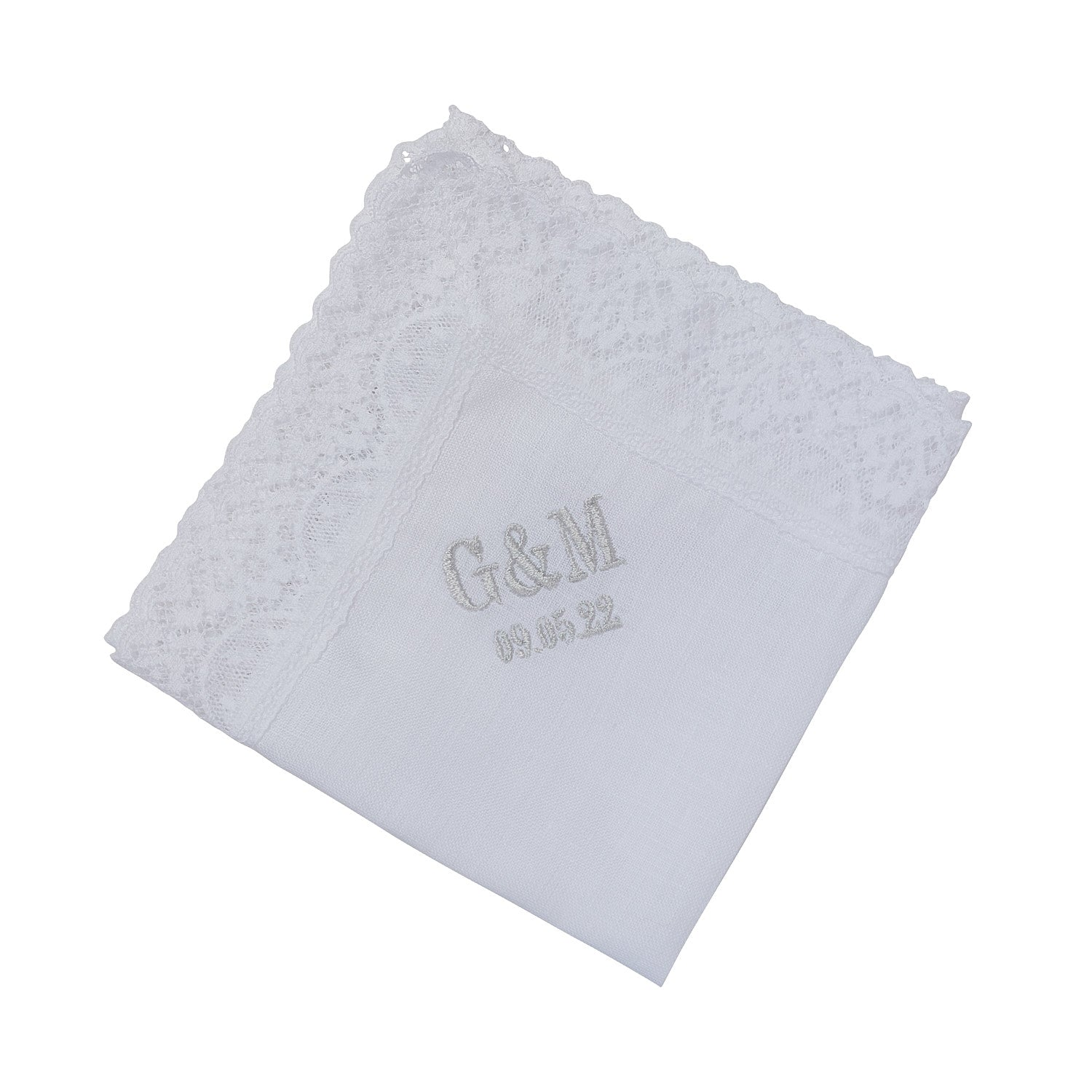 Personalised Women's Handkerchief
