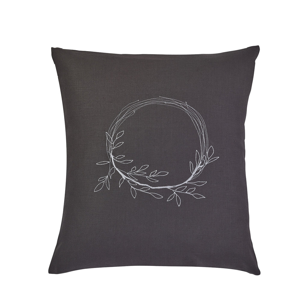 Wild Wreath Cushion