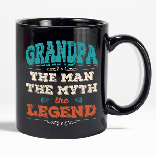 Mug-Grandpa The Man The Myth The Legend