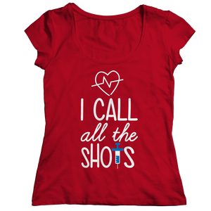 Tshirt - I Call All the Shots 2