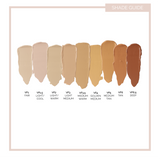 Fitglow Beauty Vita-Active Foundation swatches