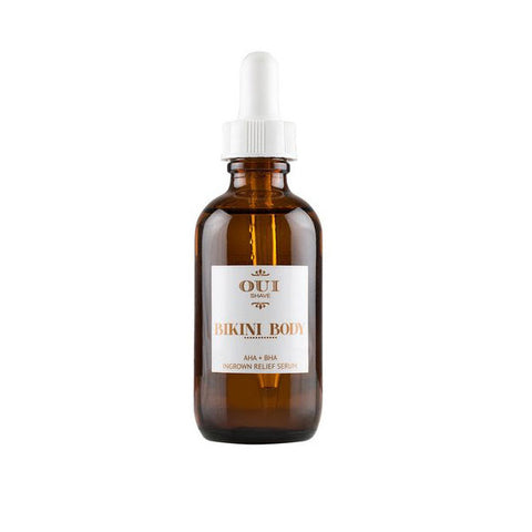 Oui Shave Bikini Body Ingrown Relief Serum