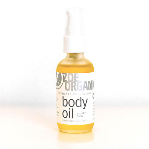 Zoe Organics Intimate Collection Body Oil No. 1