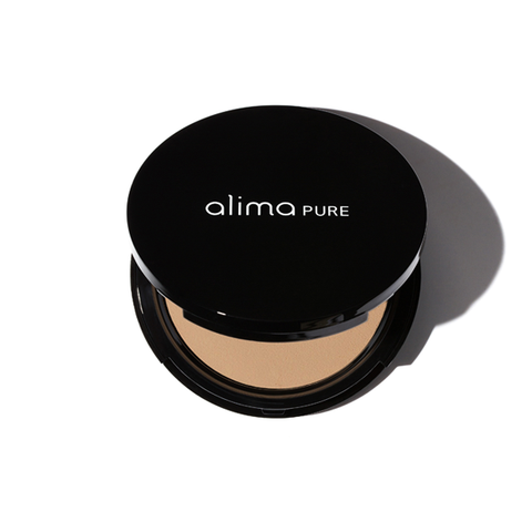 Alima Pure Pressed Powder Foundation with Compact
