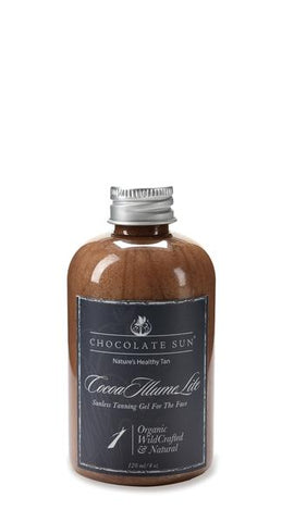 Chocolate Sun Cocoa Illume Lite Tanning Face Gel (#1)