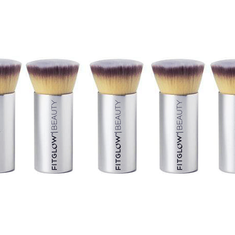 Fitglow Beauty Vegan Teddy Foundation Brush
